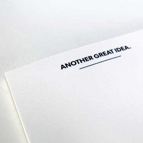 Another Great Idea Notepad