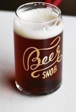 Beer Snob Glass