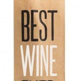 Best Wine Ever Bottle Bag
