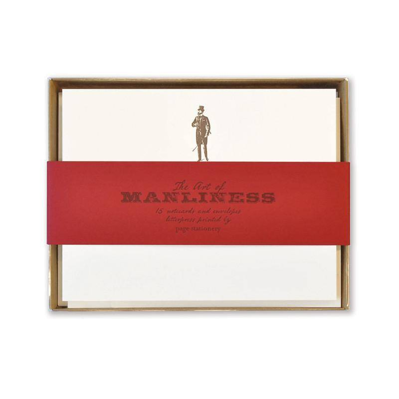 Art of Manliness Boxed Notes