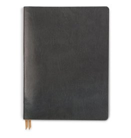 Charcoal Bonded Leather Journal