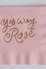 Yes Way Rose Cocktail Napkins