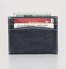 The Unbound Card Case - Navy