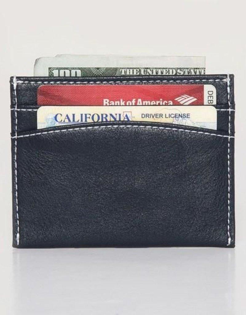 The Unbound Card Case - Navy