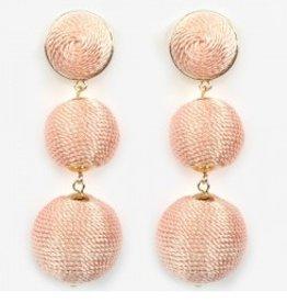 Blush Drop Earring