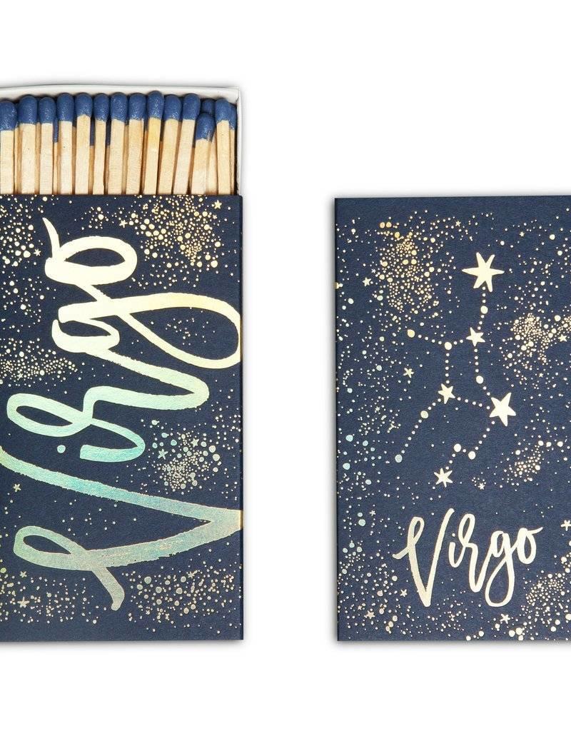 Virgo Zodiac Matchbox