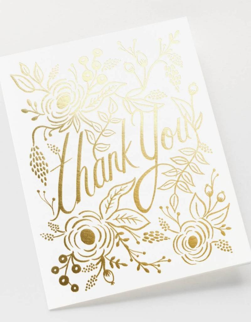 Marion Thank You Card