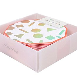 Confetti Coasters - Set of 24