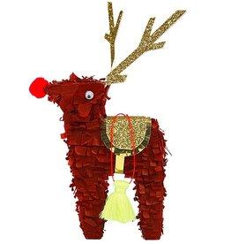 Reindeer Pinata Ornament