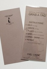 What Can I Bring? Wine Tags - Set of 3
