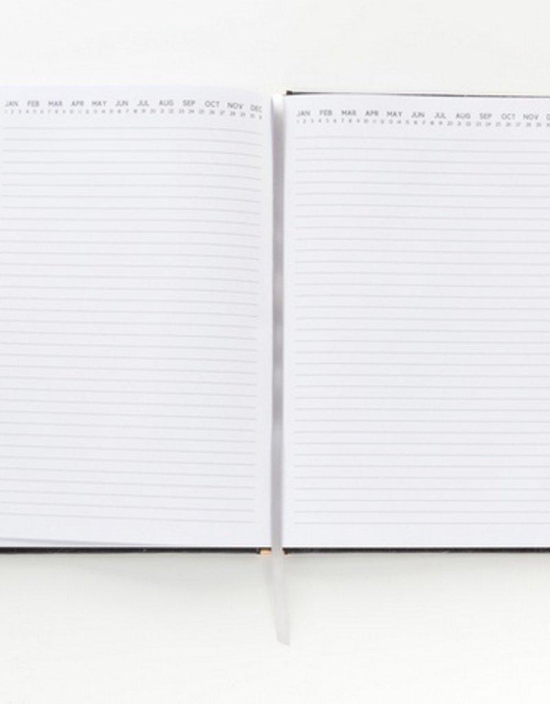 Black Marble Journal - Large