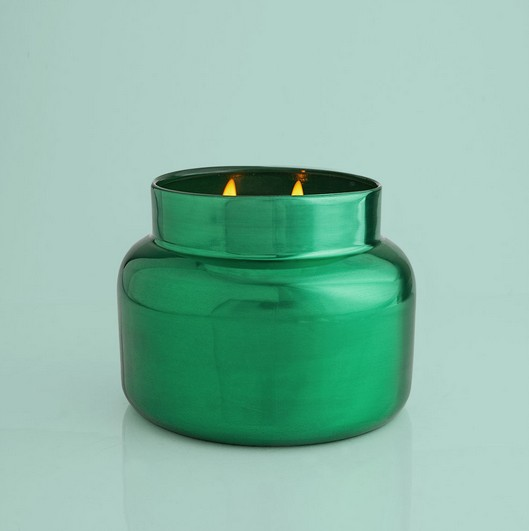 Volcano Metallic Green Jumbo Jar