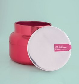 Pink Peppermint Metallic Pink Jumbo Jar - 48 oz