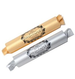 Tops Malibu Wish Paper - Silver