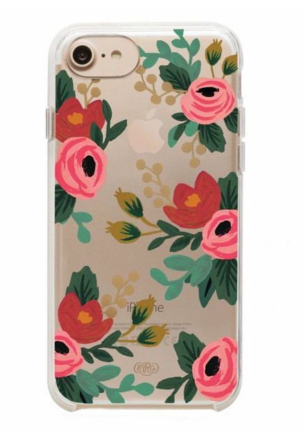 Clear Rosa iPhone 6/7/8 Case