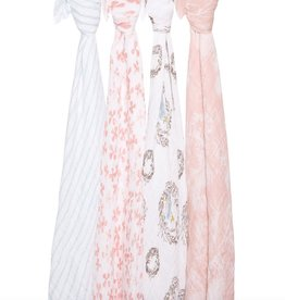 Birdsong Classic Swaddle - Blossom