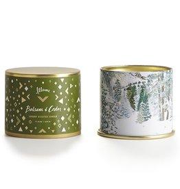 Balsam & Cedar Large Tin