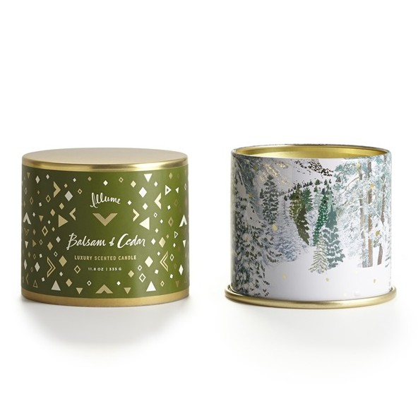 Balsam & Cedar Large Tin