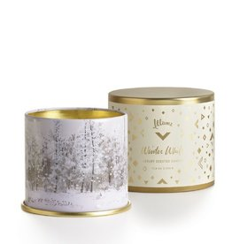 Winter White Large Tin
