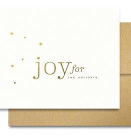 Joy Stars Card