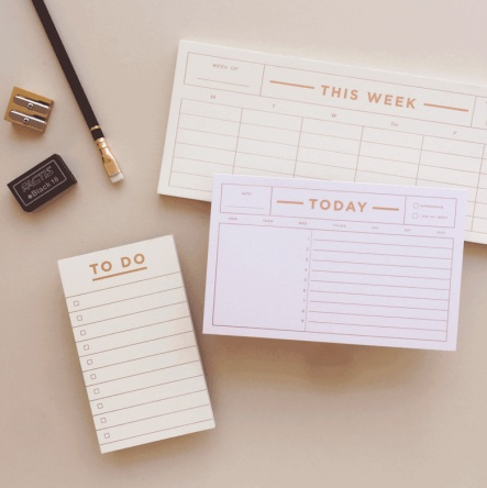 This Week Notepad