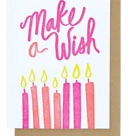 Thimblepress Make a Wish Card