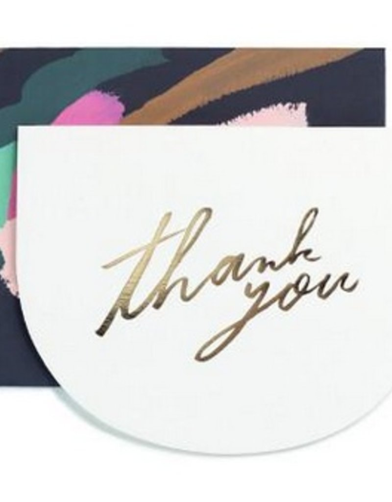 Thank You Crescent Card
