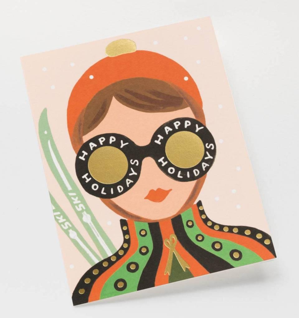 Ski Girl Cards - Boxed Set