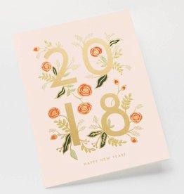 2018 New Year Card