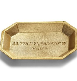 Dallas Coordinates Trinket Tray