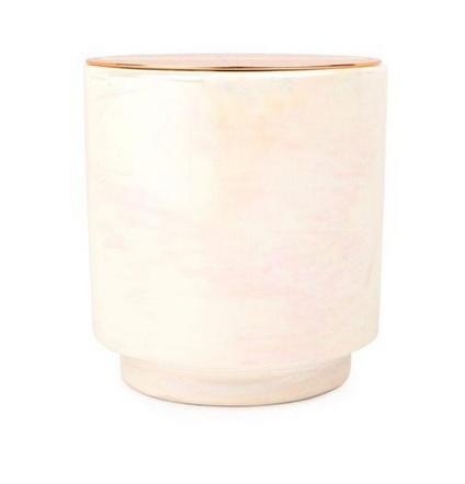 Cotton + Teak Candle - 17 oz.