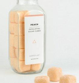 Harper + Ari Exfoliating Sugar Cubes - Peach