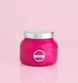 Volcano Candle - Petite Pink Jar