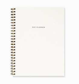 Evermore Paper Co. Minimal 2018 Planner - Sand