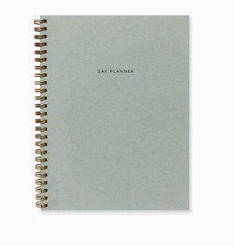 Evermore Paper Co. Minimal 2018 Planner - Sage