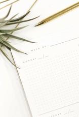 Worthwhile Paper Modern & Minimal Geometric Planner