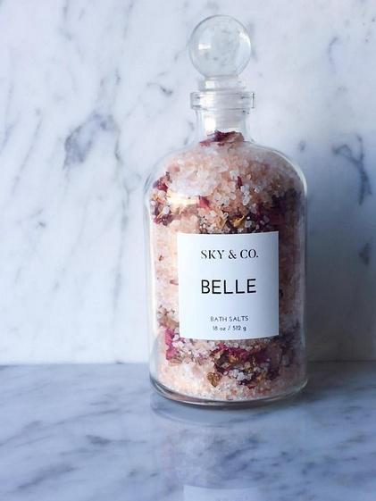 Belle Bath Salts - 18 oz.