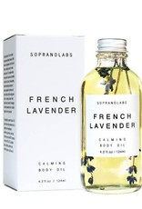 French Lavender Calming Boy Oil