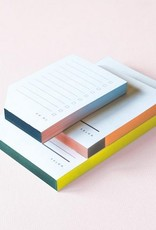 Colorblock Pad Small / A