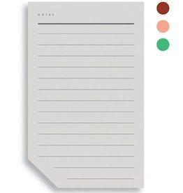 Colorblock Pad Large / B