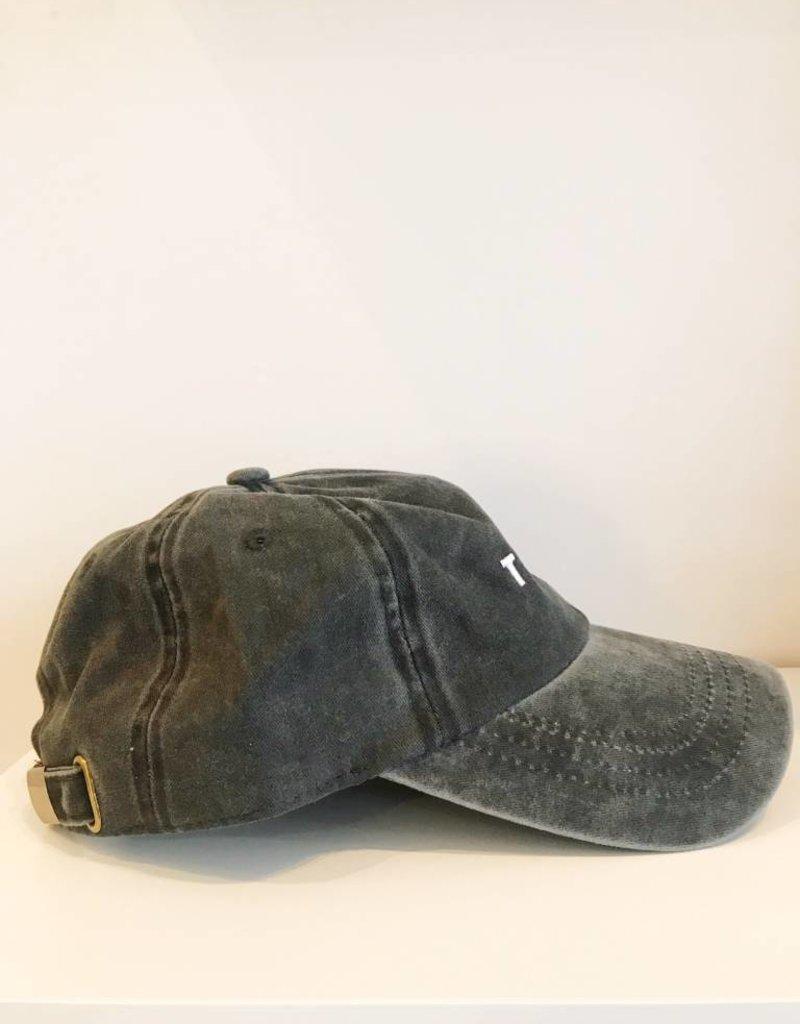 Texas Cap - Charcoal