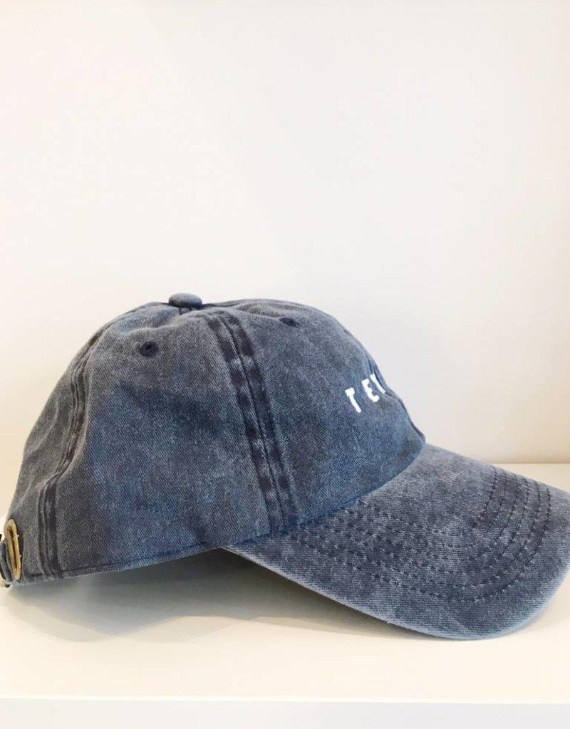 Texas Cap - Navy
