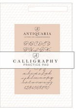 "Antiquaria ""The Perfect"" Calligraphy Practice Pad"