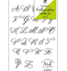 Antiquaria Classic Calligraphy Exemplar Kit (Starter Kit)