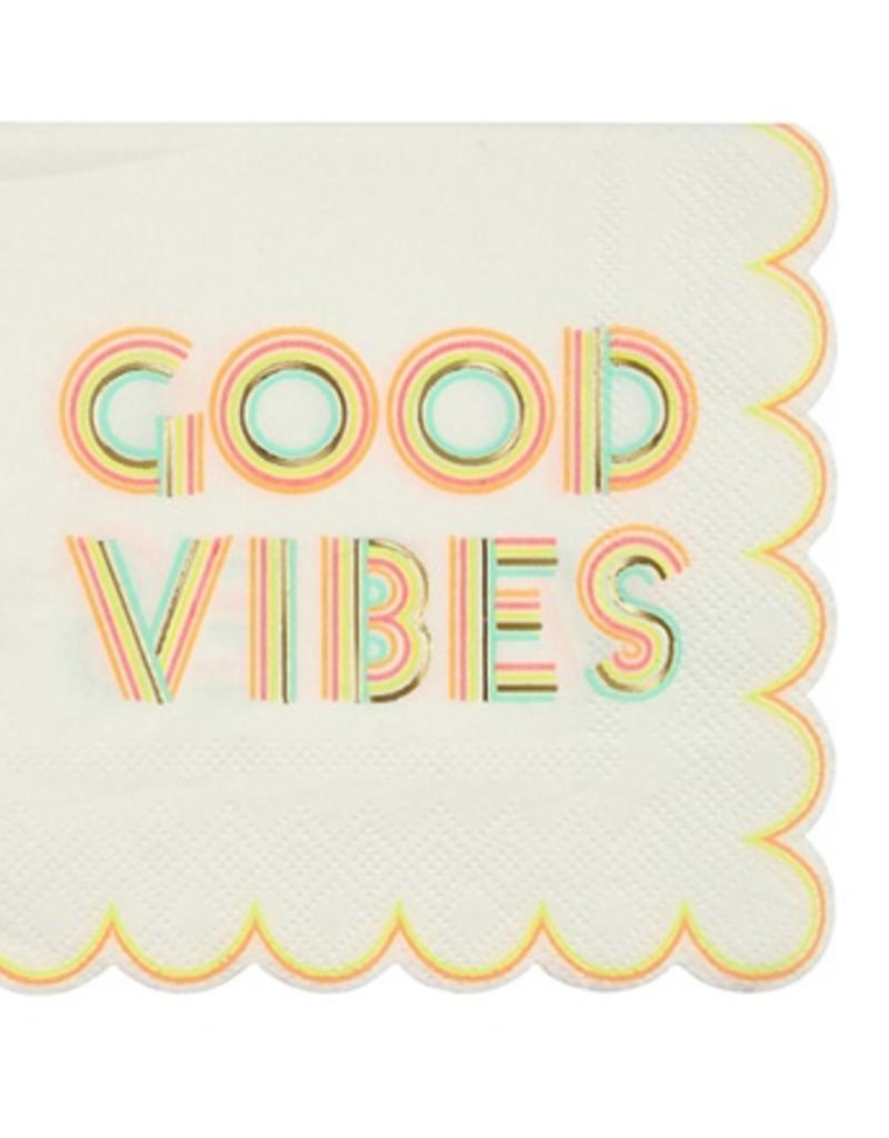 Good Vibes Napkin Set