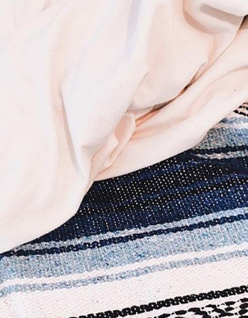 Mexican Serape Blanket - Dallas