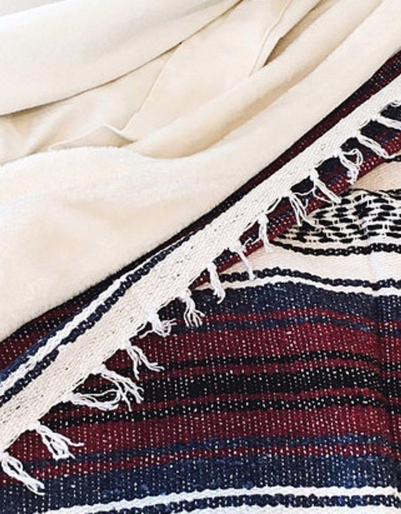 Mexican Serape Blanket - Maia