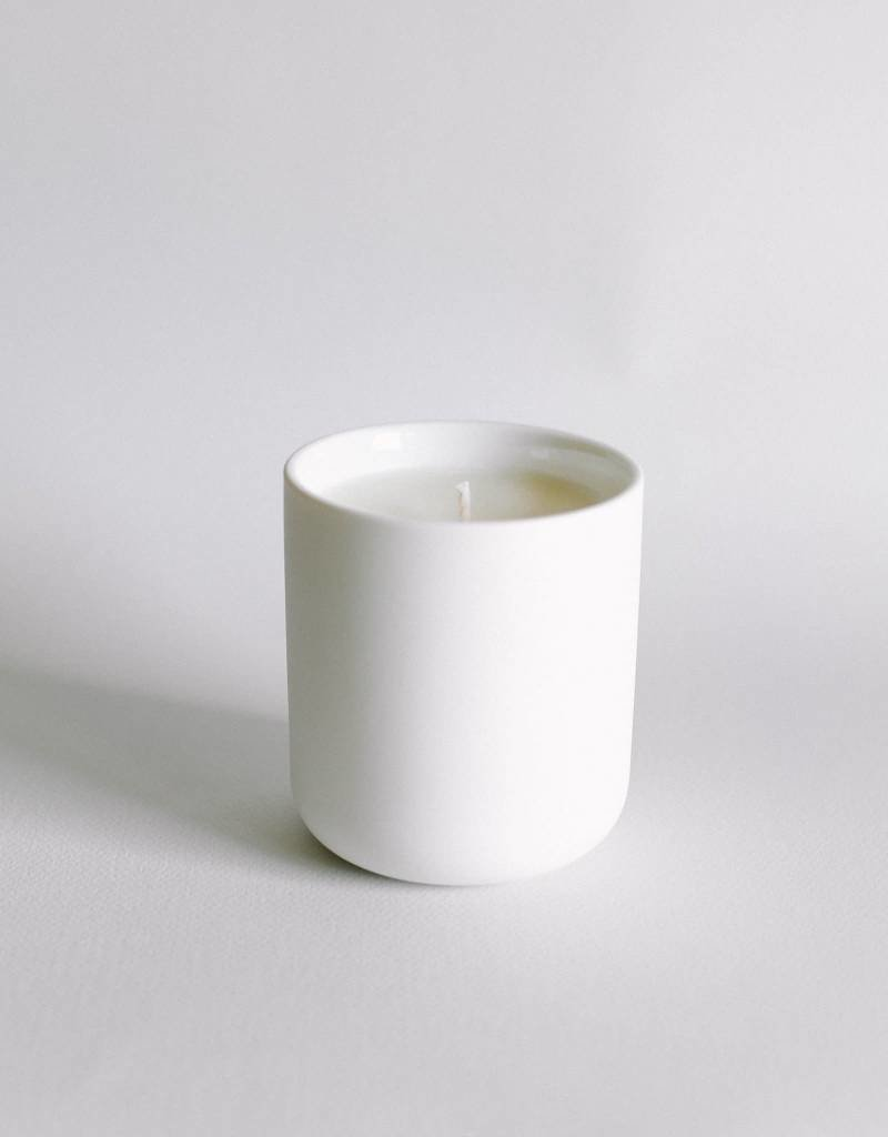 Cashmere + Fig Ceramic Candle