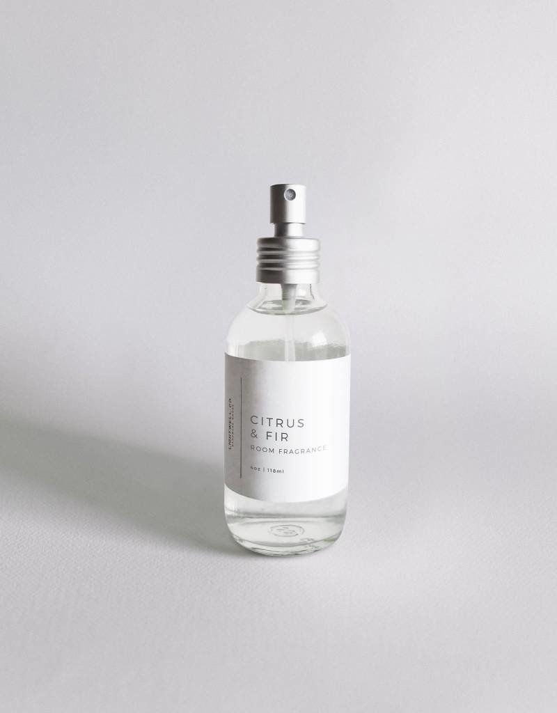 Citrus & Fir Room Fragrance