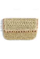 Linda Clutch - Natural